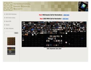 imagesensors.org screenshot