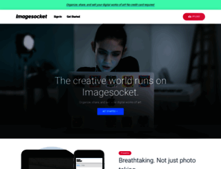 imagesocket.com screenshot