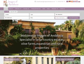 imagesofandalucia.com screenshot