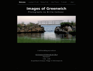 imagesofgreenwich.com screenshot