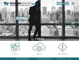 imagewave.com screenshot