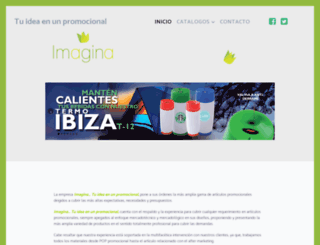 imaginaa.com screenshot