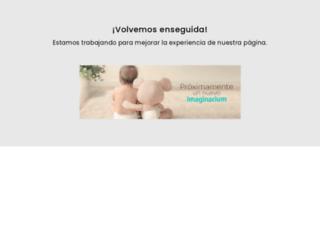 imaginarium.mx screenshot