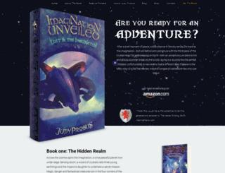 imaginationunveiled.com screenshot