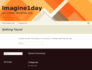 imagine1day.corpta.com screenshot