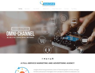 imagineadv.com screenshot