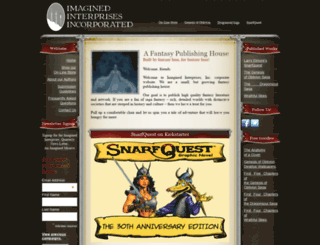 imaginedinterprises.com screenshot