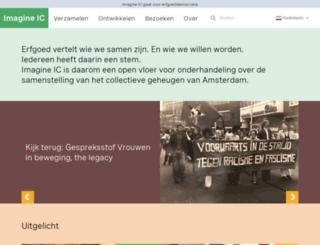 imagineic.nl screenshot