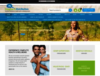 imagineifdistribution.com.au screenshot