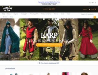 imaginelefun.com screenshot