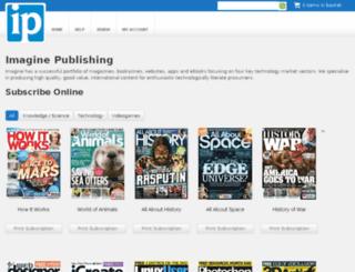 imaginemags.subscribeonline.co.uk screenshot