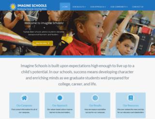 imagineschools.com screenshot