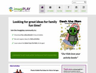 imagiplay.com screenshot