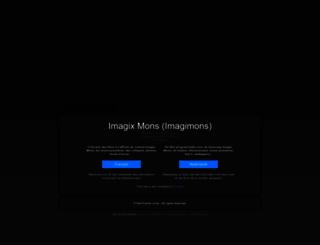 imagixmons.cinenews.be screenshot
