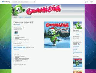 imagummybear.bandcamp.com screenshot