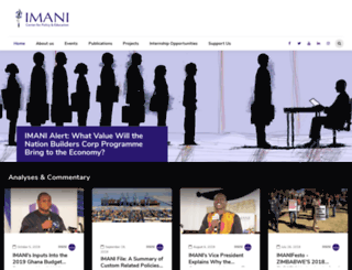 imanighana.com screenshot