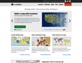 imapbuilder.com screenshot