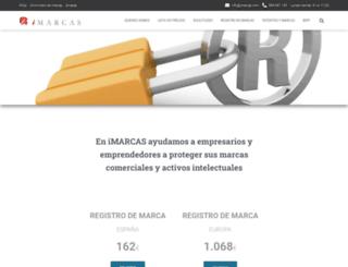 imarcas.com screenshot