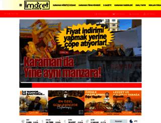 imaret.com.tr screenshot
