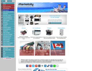 imarketcity.com screenshot