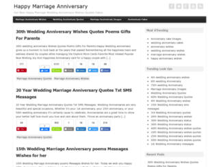 imarriageanniversary.com screenshot