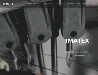 imatexsrl.it screenshot
