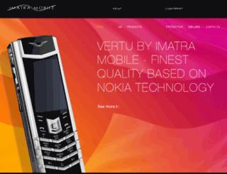 imatra-mobile.com screenshot