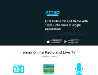 imaxwebtv.com screenshot