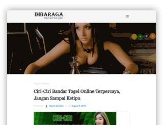 imbaraga.com screenshot