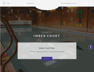 imbercourtsportsclub.co.uk screenshot