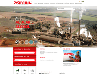 imbil.com.br screenshot