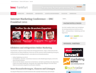 imcfrankfurt.de screenshot