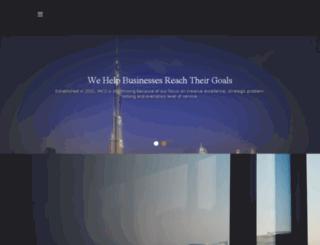 imcsonline.com screenshot