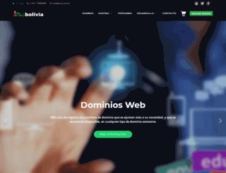 imd.com.bo screenshot