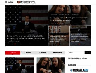 imdiversity.com screenshot