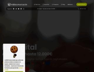 imediacomunicacion.com screenshot