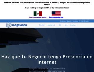 imegalodon.com screenshot