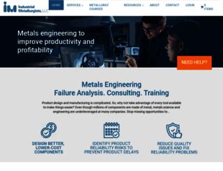 imetllc.com screenshot