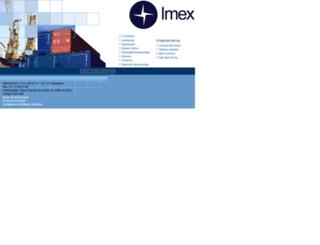 imex.com.co screenshot