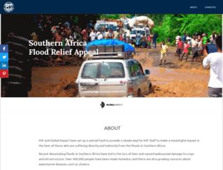 imf.charity.org screenshot