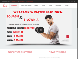 imfit.pl screenshot