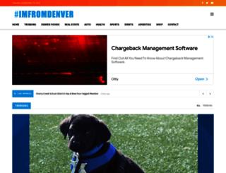 imfromdenver.com screenshot