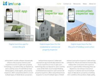 imfuna.co.za screenshot