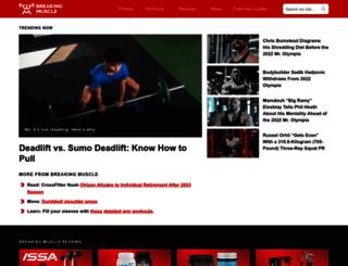 img.breakingmuscle.com screenshot