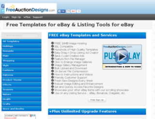 img.freeauctiondesigns.com screenshot