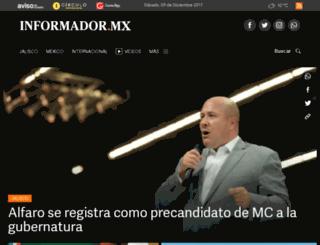 img.informador.com.mx screenshot