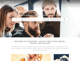 img.stockfresh.com screenshot