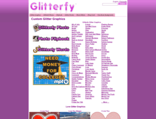 img10.glitterfy.com screenshot