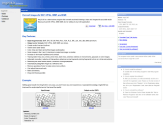 img2cad.com screenshot