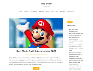 imgboom.net screenshot